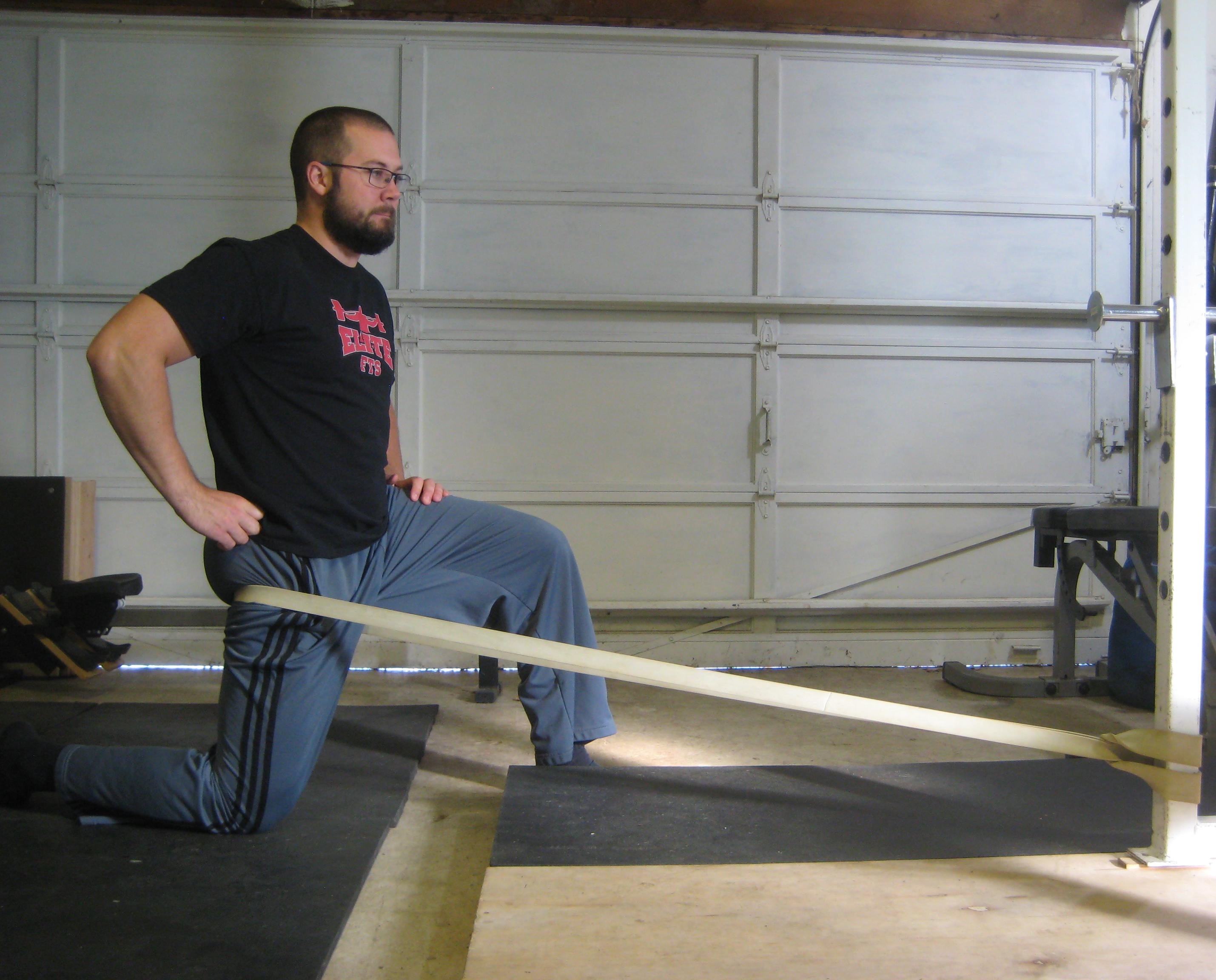 Hip Flexor Mobility for Rowers - Rowing Stronger